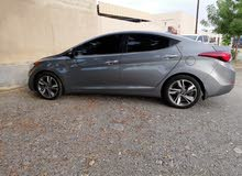 Hyundai Elantra 2015 For sale - Grey color