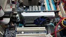قطع أجهزة كمبيوتر مكتبي مستعملة