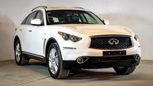 Infiniti QX70 3.7L 2019 super clean