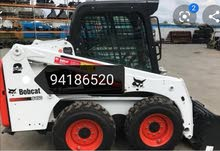 Bobcat for rent and sale