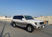 Toyota Land Cruiser GX-R  2002 (White)