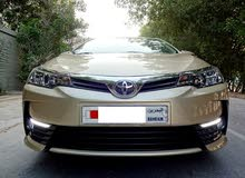 TOYOTA COROLLA 1.6 L XLI 2018 FOR SALE