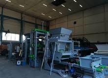 Machine de fabrication de blocs stationnaires SUMAB R-400