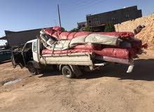بورتر للايجار لنقل البضائع السراج طرابلس
