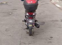 moto sanya R50 bon état,110cc.