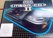 Sega mega cd 2 with Box Instructions