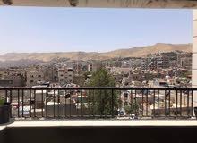 للبيع شقة في دمشق اتستراد برزة