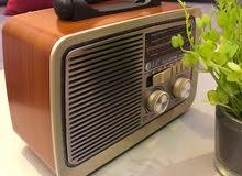 راديو و سبيكر بلوتوث و usb