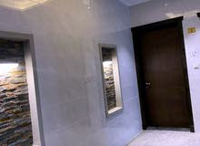 شقه للايجار 6 غرف فخمه جدا + غرفة خادمة+غرفة سائق