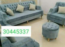 making sofaتفصيل وتجنيد أثاث تفصيل ستائر وتركيب بيع وتركيب ورق جدران بيع وتركيب