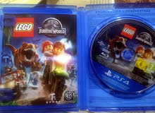 ليغو جيراسك وورد Lego Jurassic World
