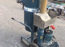 مكنسة فاكيوم صناعية dust collector