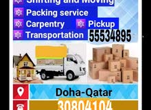 Shifting and moving All Kind of furniture packing and wrapping service to prote