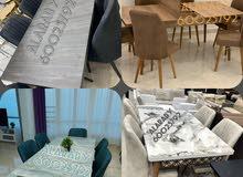 زين بيتك في رمضان بأجمل وأرقى التصاميم التركية الحديثة لطاولات الطعام والتقديم