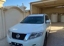 نيسان باثفايندر 2014 Nissan pathfinder