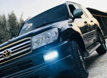 Toyota Land Cruiser made in 2003 for sale