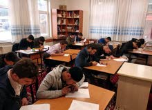 تحضير لإمتحان يوس و دورة اللغة التركية في طربزون بتركيا