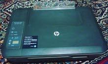 """طابعة واسكانر ملون وعادي نظيف جدا"""" النوع Hp Deskjet 2510"""