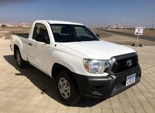 White Toyota Tacuma 2014 for sale
