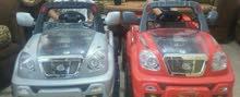 سيارات العاب 2 بدون شاحن وبدون بطاريات واحدة ب60 و50 دينار غير قابلة للتفاوض