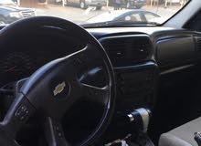 سيارة شيفروليه تريل بليزر 2006 نظيفة ممتازة للبيع
