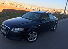 Audi A4 car for sale 2008 in Amman city