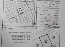 للبيع ارض سكنية ممتازة في بركاء الرميس جنوب خلف السوق الصيني بـ(15500)رع
