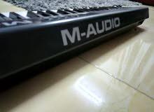 m_audio كيبورد ام اوديو استعمال خفيف للبيع