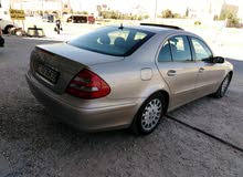 Used 2003 E 200 for sale