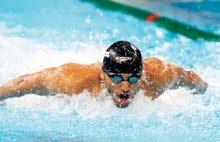 مدرب سباحة Professional Swimming coach. to teach and Training