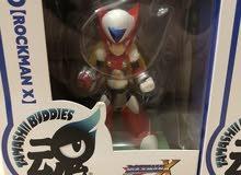 Megaman X Figures
