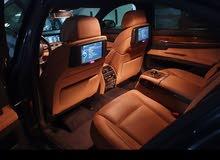 Model 2009 Origin Germany Vehicle Type BMW 750LI Colour Grey