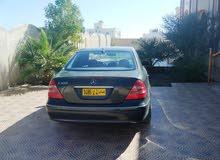 Grey Mercedes Benz E500 2003 for sale