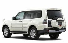 Gasoline Fuel/Power   Mitsubishi Pajero 2009