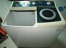 samsung semi automatic washing machine is good working no any problems