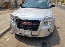 Automatic Silver GMC 2013 for sale