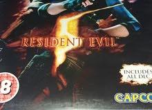 Resident Evil 5 للبيع أو التبديل