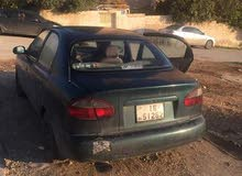 For sale 1997 Green Lanos