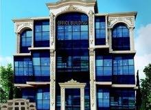 للإيـجار مبنى ترخيص إداري الملتقى العربي - الشيراتون