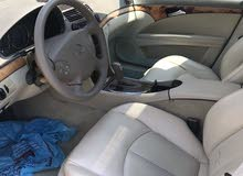 Automatic Gold Mercedes Benz 2005 for sale