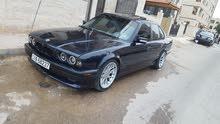 BMW 520 1995  للبيع أو البدل على باص