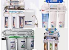 تركيب أجهزة فلاتر المياه صيانة تغير حشوات الفلاتر