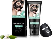 Bacc Black peel off mask