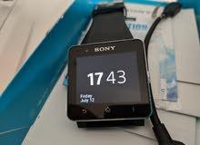 ساعة سوني الأصلية الذكية باللمس و الشحن Sony Smart Watch SW2