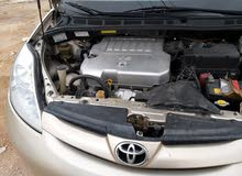 Gasoline Fuel/Power   Toyota Siena 2008