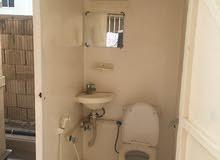 للبيع عدد 2 حمام مجهز بالكامل متنقل يصلح للبر
