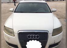 White Audi A6 2006 for sale