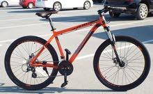 24 speed Full Aluminium 27.5 inches wheels