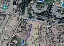 ارض بمنطقة باب الاطلس مقابلة لفندق ايبيروستار