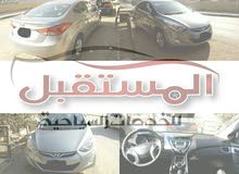 Elantra 2015 for rent in Giza